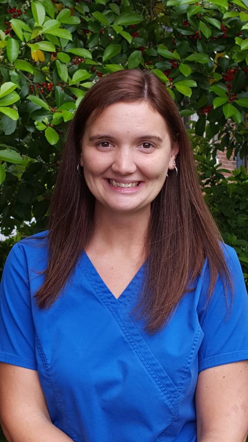 Brandi is our director of first impressions and insurance specialist.